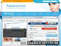 Miniaturka domeny soczewkistart.pl