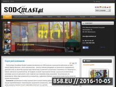 Miniaturka domeny sodablast.pl