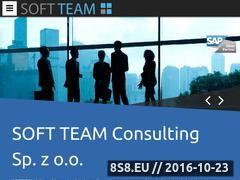 Miniaturka Soft-Team SAP Business One system zintegrowany, ERP (www.soft-team.pl)