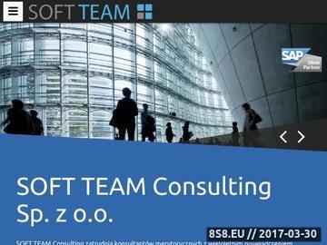 Zrzut strony SAP Business One system zintegrowany, ERP śląsk