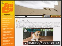 Thumbnail of Soi Dog Foundation Website
