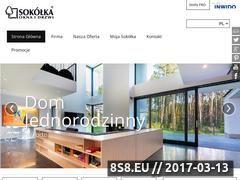 Miniaturka domeny www.sokolka.com.pl