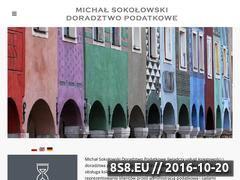 Miniaturka domeny sokolowskidp.pl