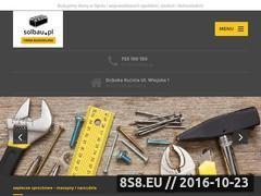 Miniaturka domeny solbau.pl