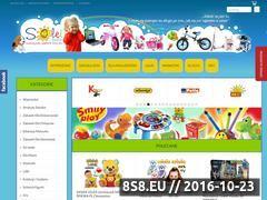 Miniaturka domeny www.solei-babe.pl