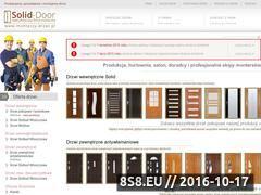 Miniaturka domeny www.soliddoor.pl