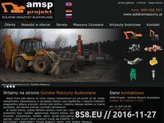 Miniaturka domeny www.solidnemaszyny.pl