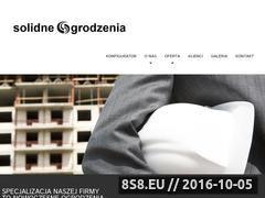 Miniaturka domeny solidneogrodzenia.com