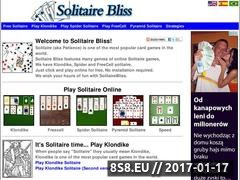Spider Solitaire Website