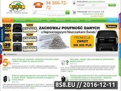 Miniaturka domeny www.solokolos.pl
