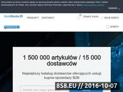 Miniaturka domeny www.solostocks.pl