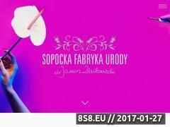 Miniaturka domeny sopockafabrykaurody.pl