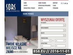 Miniaturka domeny sorsnieruchomosci.pl
