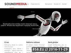 Miniaturka domeny soundmedia.pl