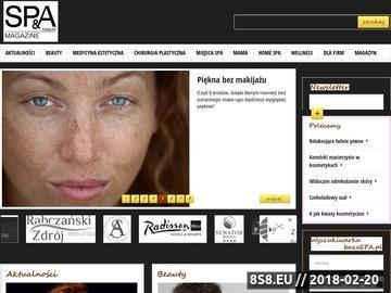 Zrzut strony Chirurgia plastyczna Warszawa