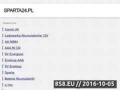 Miniaturka domeny sparta24.pl