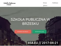 Miniaturka domeny www.spbrzesko.pl