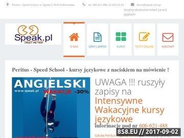 Zrzut strony Po rosyjsku