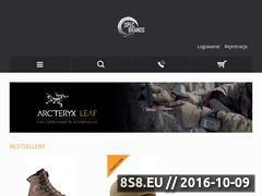 Miniaturka Odzież militarna, buty taktyczne i okulary ochronne (www.specbrands.pl)