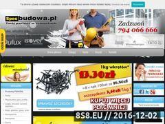 Miniaturka domeny www.specbudowa.pl
