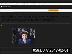 Miniaturka domeny www.spedycja-transpol.pl
