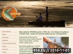 Miniaturka domeny www.spining.radom.pl