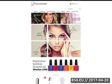 Zrzut strony Akcesoria kosmetyczne