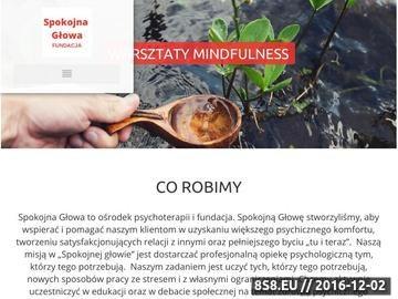 Zrzut strony Warsztaty mindfulnes