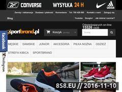 Miniaturka domeny www.sportbrand.pl