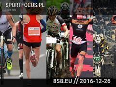 Miniaturka domeny www.sportfocus.pl