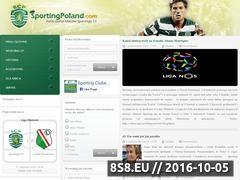 Miniaturka domeny sportingpoland.com