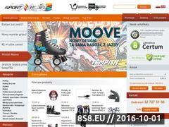 Miniaturka domeny www.sportrebel.pl