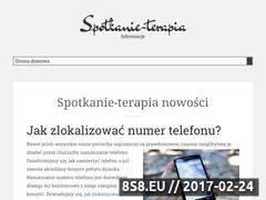 Miniaturka domeny www.spotkanie-terapia.pl