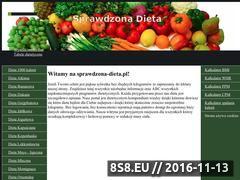 Miniaturka domeny sprawdzona-dieta.pl