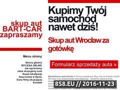 Miniaturka domeny sprawdzonesamochody.pl