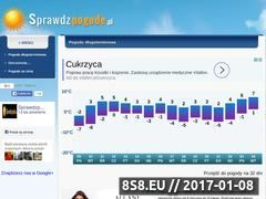Miniaturka domeny sprawdzpogode.pl