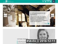 Miniaturka domeny www.sprawiedliwi.org.pl