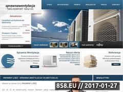 Miniaturka domeny www.sprawnawentylacja.pl