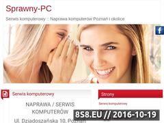 Miniaturka domeny www.sprawny-pc.pl