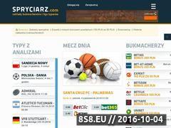 Miniaturka domeny spryciarz.com
