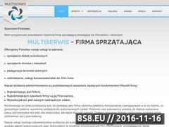 Miniaturka domeny www.sprzatanie-wroc.pl