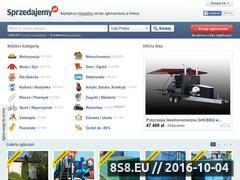 Miniaturka domeny sprzedajemy.pl