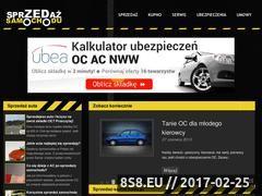 Miniaturka domeny sprzedaz-samochodu.pl