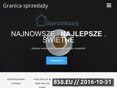 Miniaturka domeny sprzedazy.pl