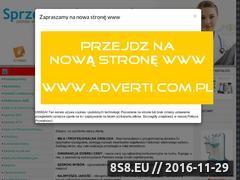 Miniaturka domeny www.sprzet-medyczny.pl