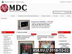 Miniaturka domeny sprzetmedyczny-mdc.pl