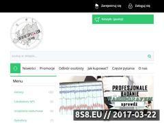 Miniaturka domeny www.spy24.eu