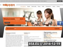 Miniaturka domeny squashkort.com.pl