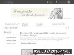 Miniaturka domeny srebrne-obrazki.pl