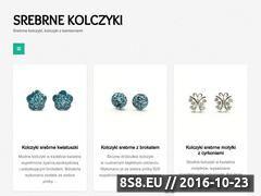 Miniaturka domeny www.srebrnekolczyki.pl